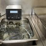 Low temperature boiling machine